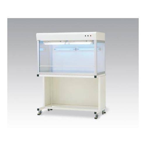 アズワン コンパクトクリーンベンチ(垂直気流陽圧仕様) 1台 [2-4684-63] [個人宅配送不可]