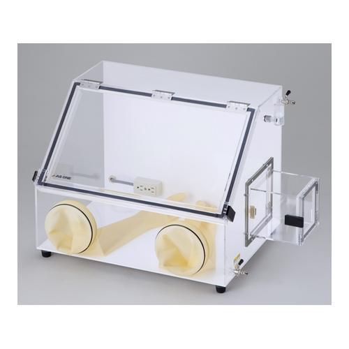 アズワン グローブボックス(コンセント付き) 962×500×528mm 1台 [1-9046-02]