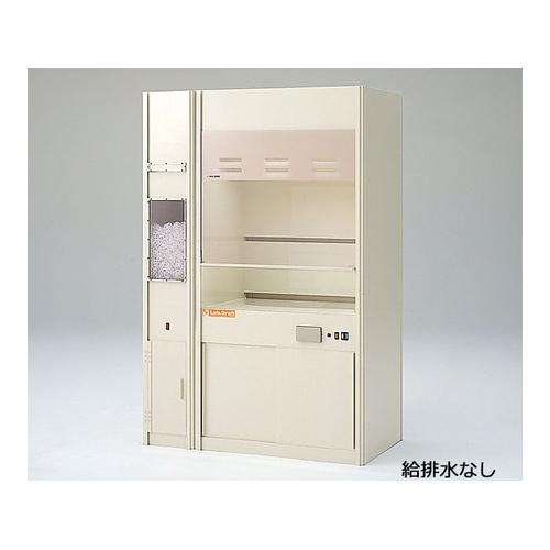 アズワン ラボドラフトP901(PVC・W900・湿式スクラバー付タイプ) 給排水なし 1台 [3-1374-02] [個人宅配送不可][送料別途お見積り]