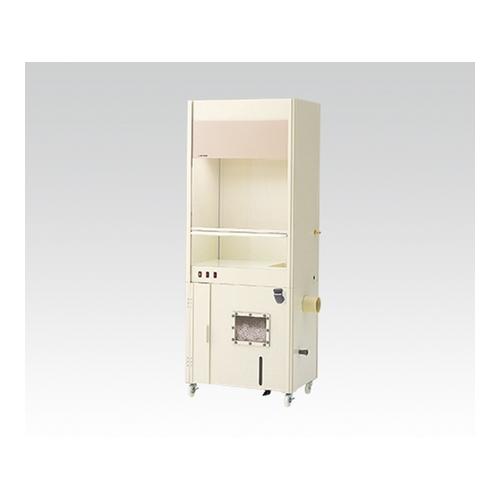 アズワン コンパクトドラフト700P(PVC製・湿式スクラバー 一体型) 1台 [3-5332-22] [個人宅配送不可][送料別途お見積り]