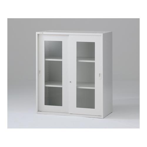 アズワン セレクトラボ ガラス引き戸 750×450×1050mm 1個 [1-3364-02] [個人宅配送不可]