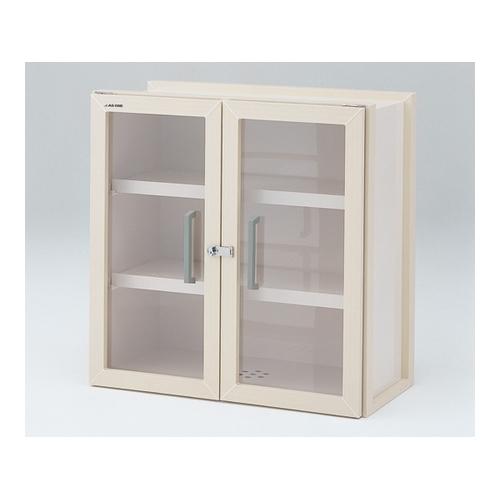 アズワン PVC薬品庫(上段用) 900×450×900mm 1個 [2-8069-05] [個人宅配送不可]