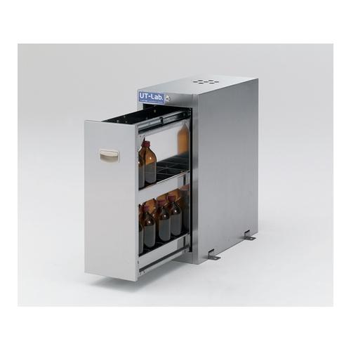 アズワン 薬品保管ユニット(UT-Lab.) 251×500×600mm 1個 [1-4024-01]