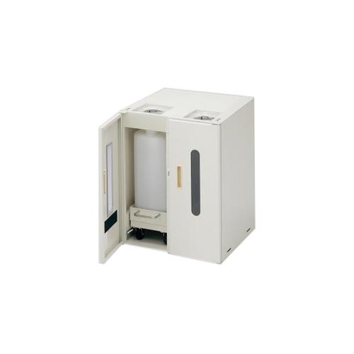 アズワン 廃液容器保管庫(UT-Lab.) 収納数2本 1台 [2-712-02]
