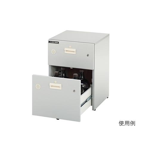 アズワン 木製薬品保管ユニット(UT-Lab.) 463×478×650mm 1個 [3-6795-02]