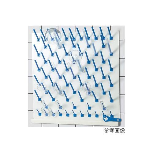 アズワン 壁掛け乾燥ラック 600×600mm 1セット [3-8174-03]