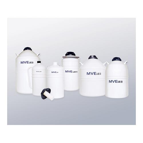 アズワン 液体窒素保存容器 LABシリーズ 32L 0.22L/日 1個 [2-5893-05]
