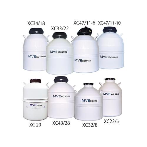アズワン 液体窒素保存容器 1個 [2-5895-11]