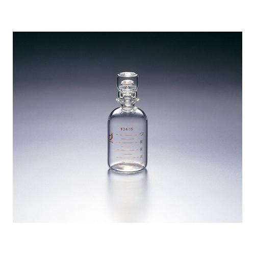 アズワン 保存容器 透明摺 200mL 1本 [1-4359-03]