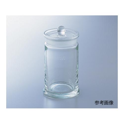 アズワン 標本瓶 500mL 1個 [1-8396-03]