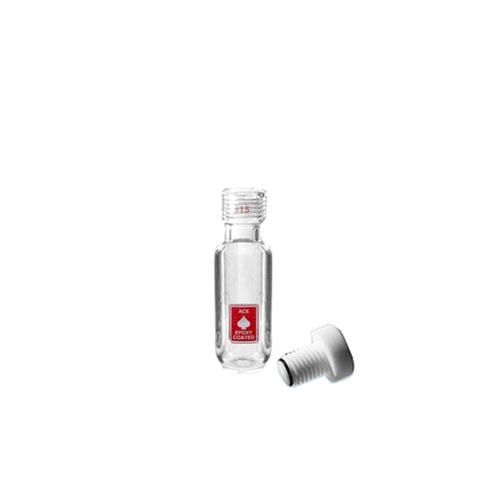 アズワン 耐圧ボトル(ACE GLASS) 50mL 1本 [1-1371-01]
