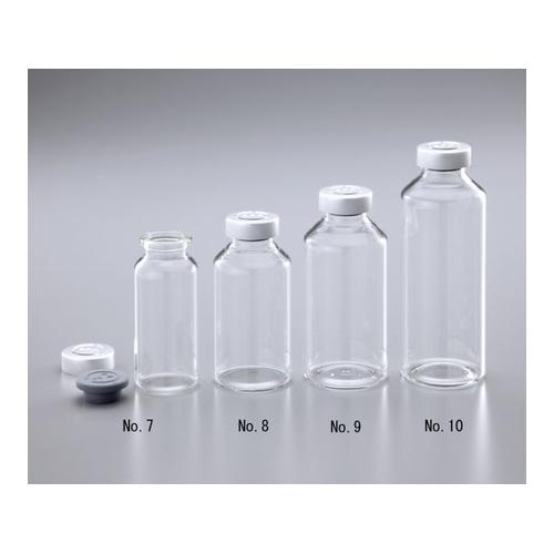 アズワン 広口バイアル瓶 150mL 30本入 1箱(30本入り) [1-8524-03]