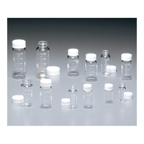 アズワン スクリューバイアル瓶 100本入 1箱(100本入り) [3-1606-51]