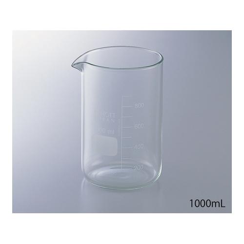 アズワン 厚手ビーカー 2L 1個 [1-8401-06]