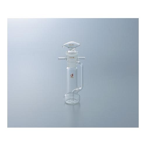 アズワン 共通摺合吸湿瓶(シェフィールド型) 165mm 1個 [1-4373-01]