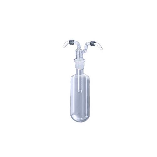 アズワン 冷却トラップ卓上型用ガラスコンデンサAS(取手無し) 1個 [2-8101-11]