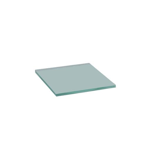 アズワン ガラス板(胴内径φ150用) 1個 [3-6645-13]
