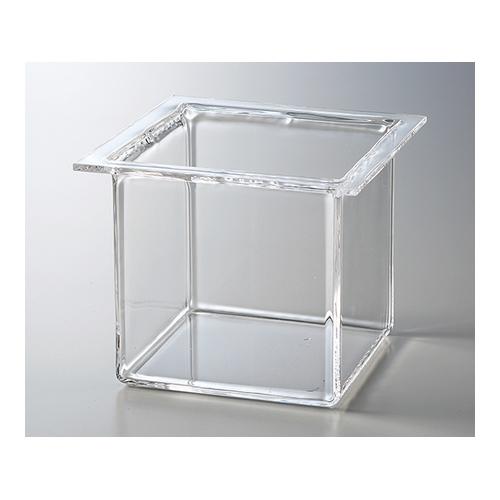 アズワン 石英角型容器 200×300×200mm 1個 [3-6739-05]