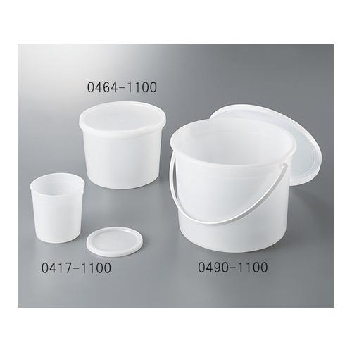 アズワン 保管容器 240mL φ97 x 57mm 250個入 1箱(250個入り) [3-6491-02]