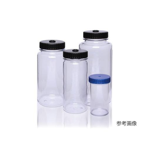アズワン PC広口ボトル(オートクレーブ対応) 300mL 24本入 1パック(24本入り) [3-8983-07]