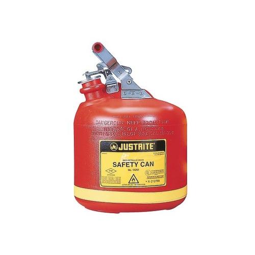 アズワン HDPE セーフティ缶 Type1・Justrite(R) 9.5L 1本 [3-9786-03]