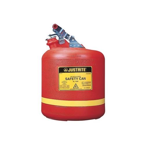 アズワン HDPE セーフティ缶 Type1・Justrite(R) 19L 1本 [3-9786-04]