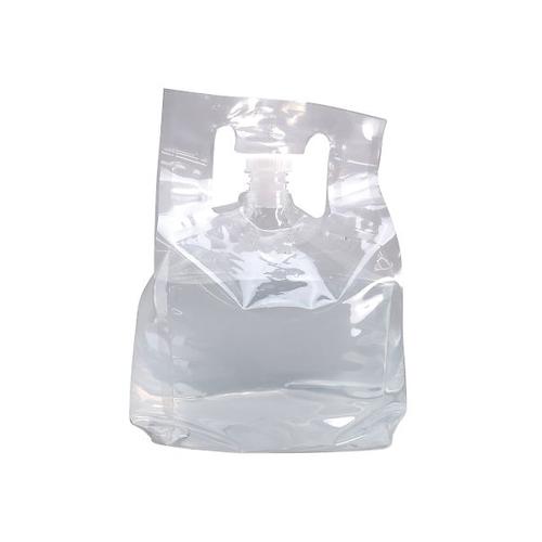 アズワン 非常用給水袋(ハンディーキューブR) 10L 50個入 1箱(50個入り) [4-777-52]