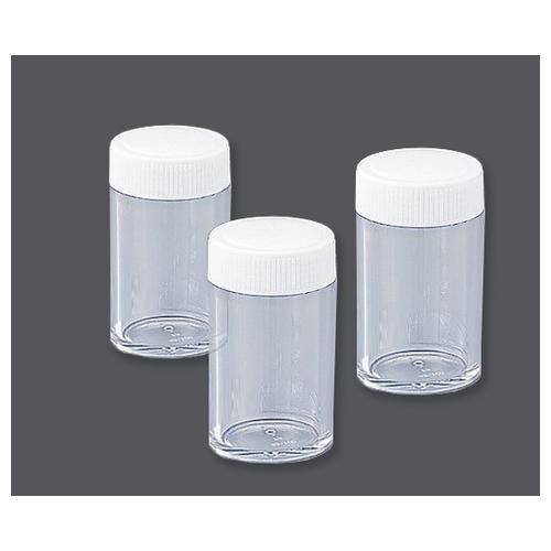アズワン PSスクリュー管瓶 100mL 50本 1箱(50本入り) [1-4628-16]