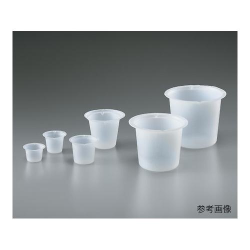 アズワン PS製ビーカーカップ 5mL 100個×10箱入 1ケース(100個×10箱入り) [3-039-01]