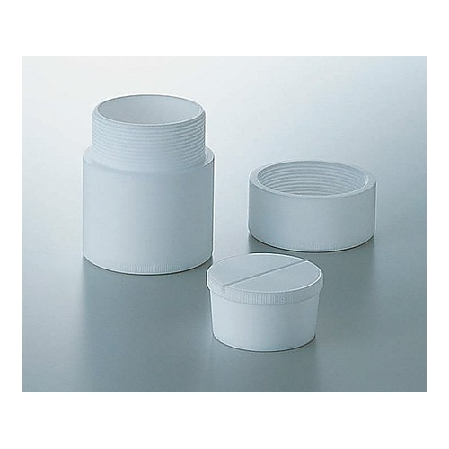 アズワン フッ素樹脂(PTFE)分解容器 50ml 1個 [4-1015-04]