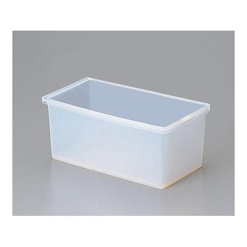 アズワン 角型タンクPFA製 タンク(5L) 1個 [4-3040-03]