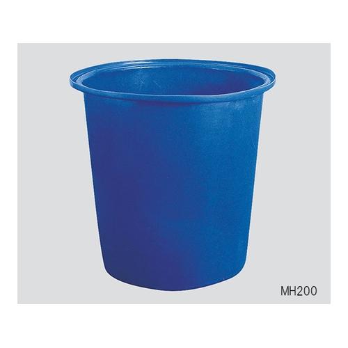 アズワン 大型丸型槽 200L 1個 [3-5981-06]