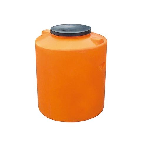 アズワン 丸型ポリタンク 約300L 1個 [3-8458-01] [個人宅配送不可]