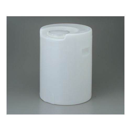 アズワン ドラム密容器(密閉用円筒型) 100L 1個 [5-274-02]