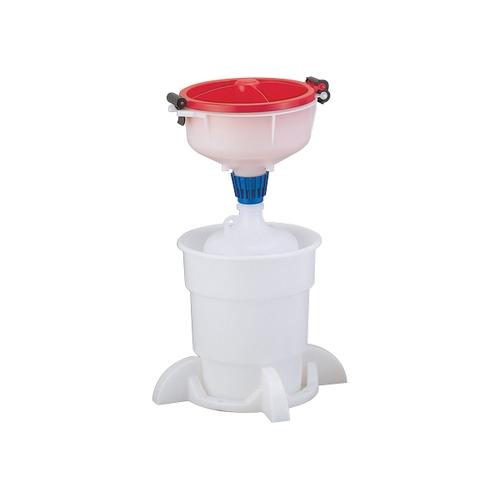 アズワン 廃液回収システム 4L 高さ515mm 1個 [1-7285-01]
