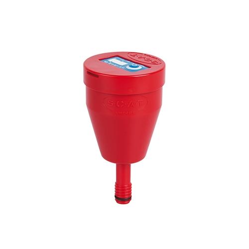 アズワン 安全廃液キャップ用排気フィルター(5・10Lタンク用)入 1個 [2-9654-06]