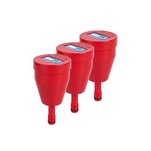アズワン 安全廃液キャップ用排気フィルター(5・10Lタンク用) 3個入 1箱(3個入り) [2-9654-07]