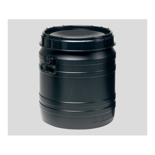 アズワン 密閉容器 55L 取手付き 1個 [2-9670-04]