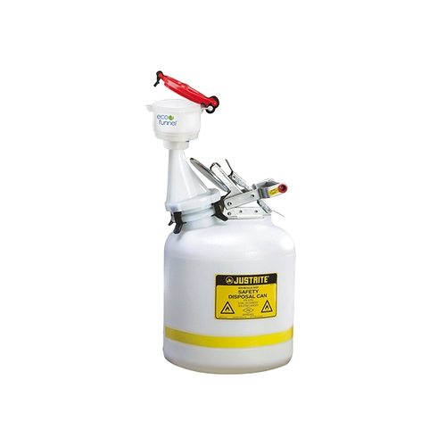 アズワン 廃液回収システム 約20L φ110×140mm 1セット [3-6374-03]