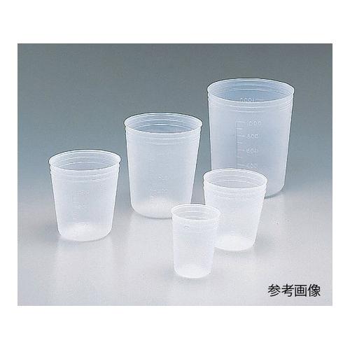 アズワン ディスポカップ(バキュームタイプ) 2L 100個入 1箱(100個入り) [5-077-17]