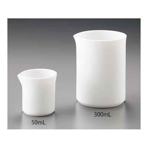 アズワン ビーカー 500mL(フッ素樹脂製) 1個 [7-191-05]