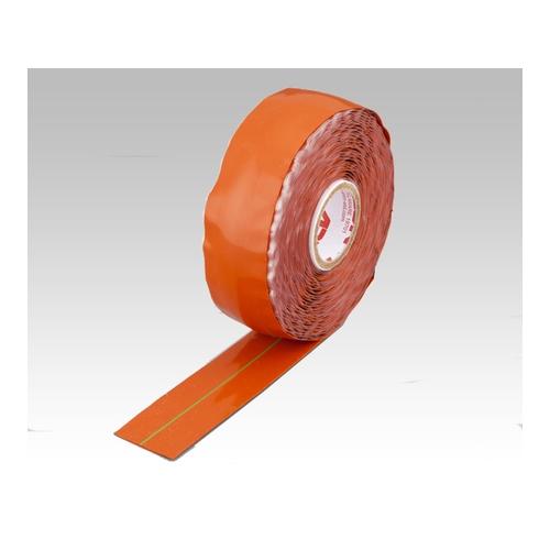 アズワン アーロンテープ(R)(配管修理テープ) 25mm×11m 赤 1巻 [1-2332-03]