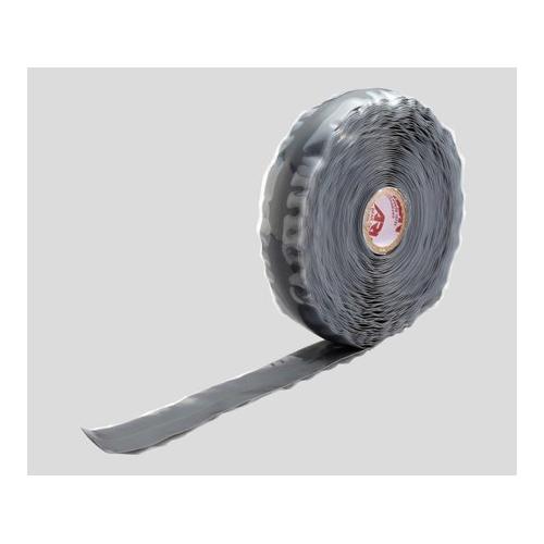 アズワン アーロンテープ(R)(配管修理テープ) 25mm×11m グレー 1巻 [2-9334-03]