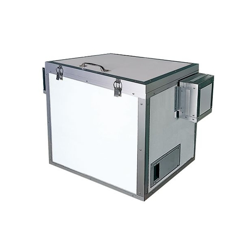 アズワン 防音BOX(薄型・不燃認定取得) 小 1個 [3-8749-01] [個人宅配送不可]