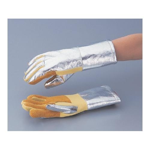 アズワン 耐熱手袋 防水タイプ 1双 [1-7432-01]