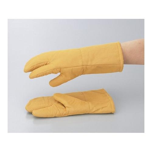 アズワン 高耐熱用手袋 ザイロン(R) 300mm 1双 [1-7948-01]