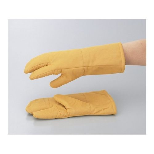 アズワン 高耐熱用手袋 ザイロン(R) 350mm 1双 [1-7948-02]