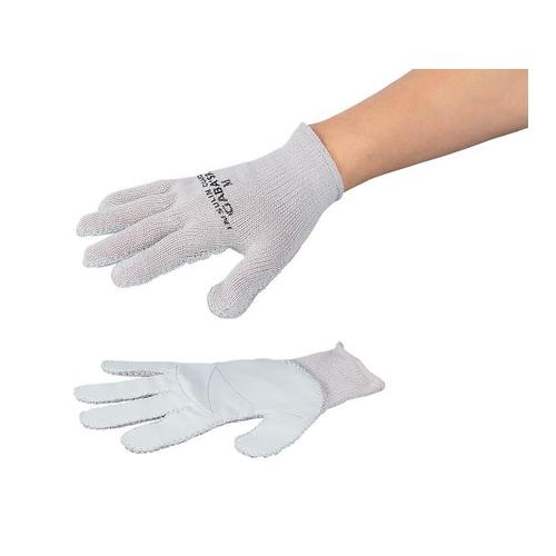 アズワン 耐針清掃用作業手袋 インスリンガード L 1双 [4-263-02]