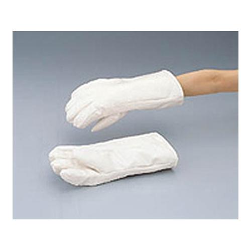アズワン 超低温用手袋 表面滑止付 レギュラーサイズ 350mm 1双 [8-5316-03]