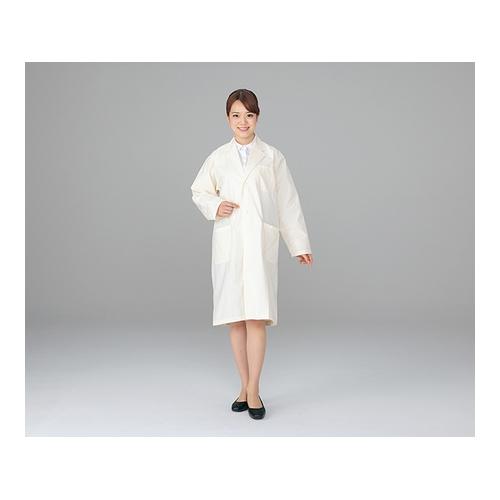 アズワン 耐熱耐薬品白衣 CWWCA1 M 1枚 [1-6174-04]